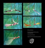 E-Lure Jewelry Collage by leopardwolf