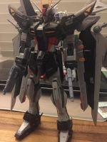 MG Strike Noir (Ver Ka custom) by XrosBrony