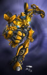 movie bumblebee by fargnay
