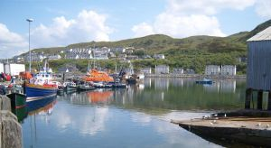 Mallaig Harbour by StarRose17