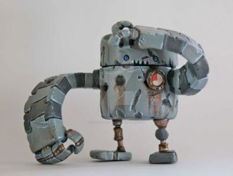 Rusty Robots: Pathfinder by SpaceCowSmith