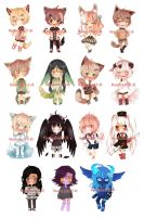 Look at all them Cheebs pt1 by Masaomicchi