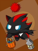 Shadow Chao by Baitong9194