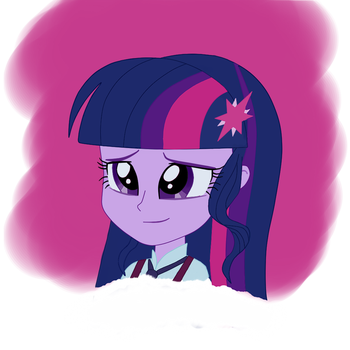 Twilight Sparkle by loadhe