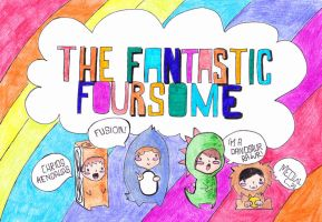 THE FANTASTIC FOURSOME! by AsiaAddicted