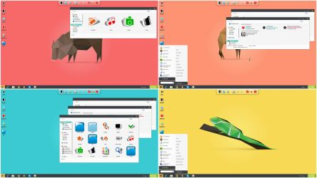Infinity Skinpack For Windows 7/8.1 by TheDhruv