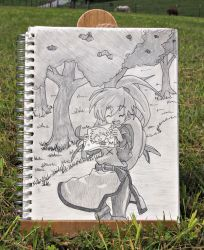 Yellow of the Viridian  Forest by Zach-Bowie