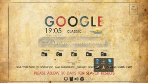 Old School Google by HoaxCap