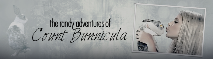 Count Bunnicula, Story Prompt (BTVS) by Javajunkie247
