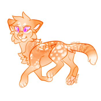 OPEN OTA || Peachfreckle by LoafAdoptables