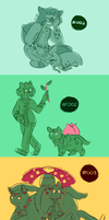 From 001 to 003 by DokGilda