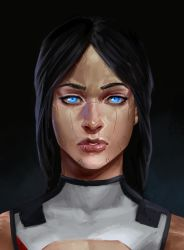 Android Portrait by SalvadorTrakal