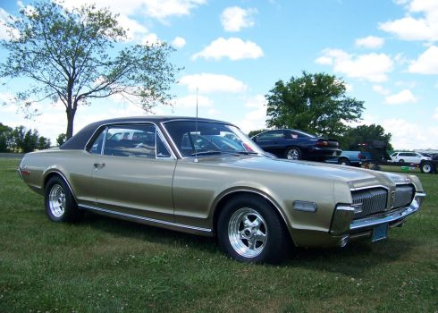 Mercury Cougar by PhotoDrive