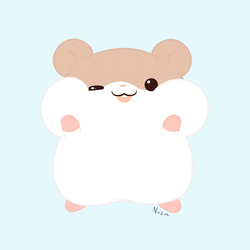 Hamster by Nozuki