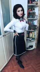 Burial at sea - costume home test by ver1sa