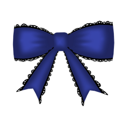 Bow with lace DOWNLOAD by Reseliee