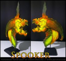 Spooker by StrayaObscura