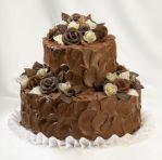 chocolate cake by Sonicx1661