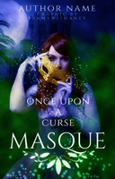 Masque Wattpad Cover by Pennywithaney