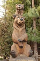 Brother Bear  in DCA by DC-Mini