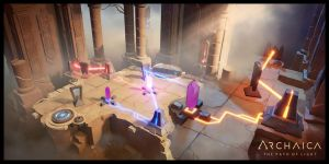 Archaica: The Path Of Light - Desert City by MarcinTurecki