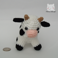 Baby Cow by GoldenDestiny