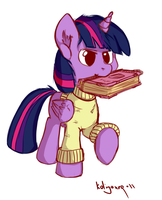 Twilight Sparkle - Best pony by weirdcloud