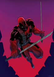 Deadpool by Kracov
