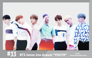 BTS[Japan2ndAlbum] RENDER PACK #33 by Pai by Siguo