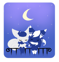 Meowstic couple