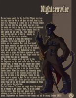 Steampunk Nightcrawler by OttoArantes