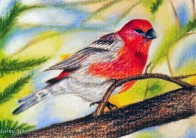 Day 226 - ACEO Drawing Project for Charity by secrets-of-the-pen