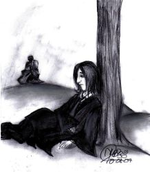 Snape's biggest mistake by halfbloodgirl9