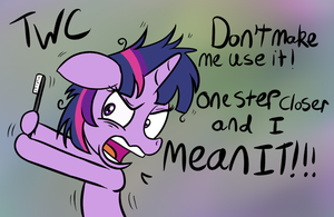 30min Challenge - Twilight freaking out! by tellywebtoons