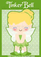 Chibi Tinkerbell 3 by macurris