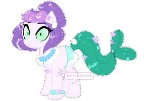 ~*Auction adopt///Cala maria themed*(Closed) by KingRipple