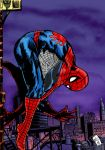 Spider-man Classic Colored by nic011