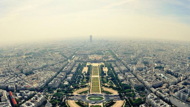 Paris 2011 by Sertechaun