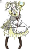 Lissa: Sprightly Cleric by VGAfanatic
