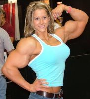 Trina Muscled by Turbo99