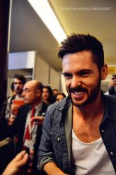 Tom Riley #2 by HinaichigoCherry