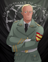 Admiral James E. Karner 1 by Pilot-Obvious