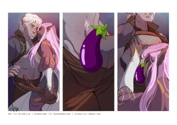 Evalaw: Marvins Surprise by OlaraeArcaine