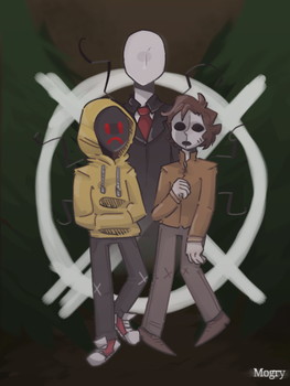 Marble Hornets by Mogry331