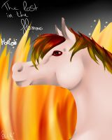 The lost in the flammes by FlashRa