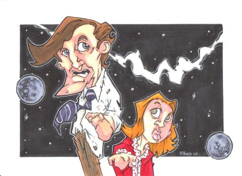 DR WHO 2010 no 12 by leagueof1