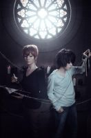 Death Note - antagonism by fausto-The-Endless