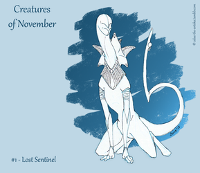 Creatures of November - #1 by 2Due