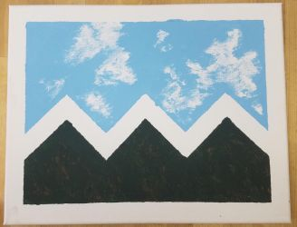 Mountains And Sky by tobaal