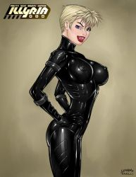 Illyria in black by Leandroton